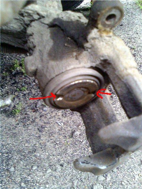 Замена тормозных колодок Ниссан Альмера N16