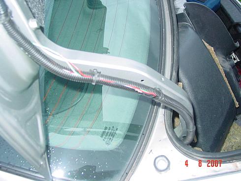 Как установить парктроник на Ниссан Альмера N16